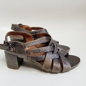 Gentle Souls Carmelle buttery soft leather sandals